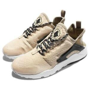 d4a739737942 Nike Air Huarache Run Ultra SE Oatmeal Women Running Shoes 859516 ...
