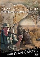 Beasts Of Legend African Hunting Dvd Ivan Carter Safari Press Hunting Guns