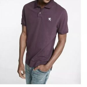 Express Mens Modern Fit Pique Polo Shirt M Nwt Ebay