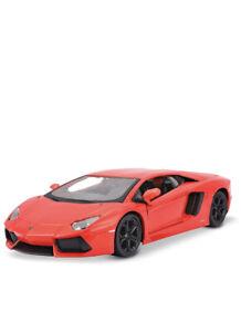 Lamborghini-Aventador-Coupe-1-18-Modelo-de-Coche-Maisto-Special-Edition-New