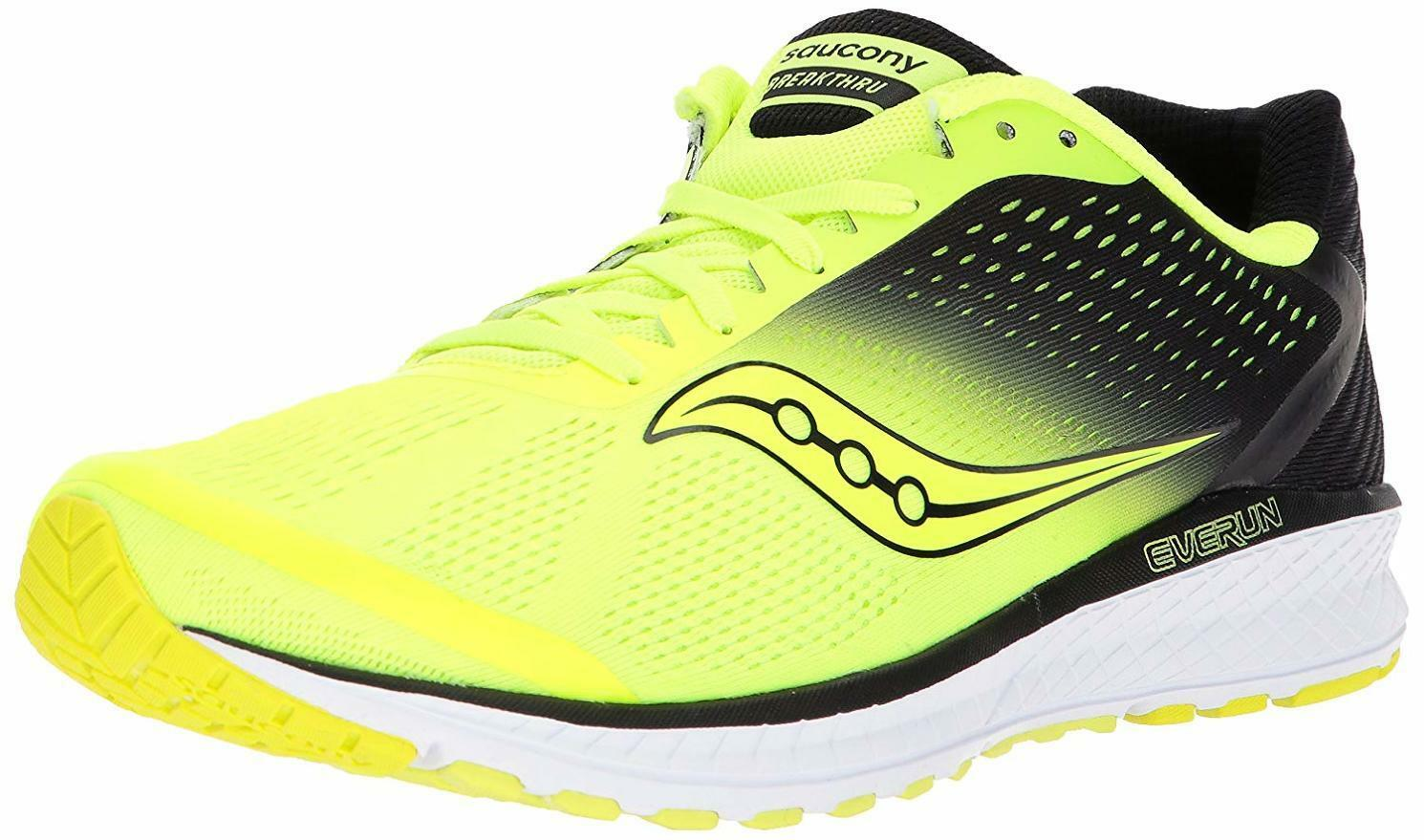 Saucony Men's Breakthru 4 Running shoes - Choose SZ color