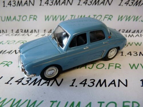 PL29H VOITURE 1//43 IXO IST déagostini POLOGNE RENAULT dauphine