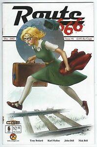 Route 666 Issue 6 December 2002 BedardMolineDellBell Crossgen G Condition - Derby, Derbyshire, United Kingdom - Route 666 Issue 6 December 2002 BedardMolineDellBell Crossgen G Condition - Derby, Derbyshire, United Kingdom