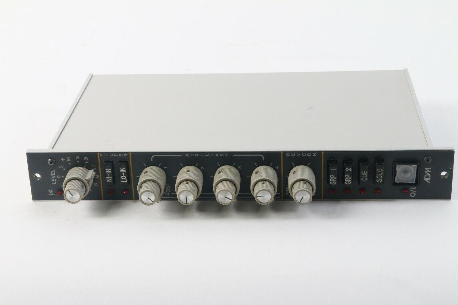 ADM Technology M2901-110 Discrete Mic Preamp - Fair