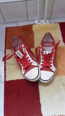Diesel Herren Schuhe große 41 Sehr gute Zustand