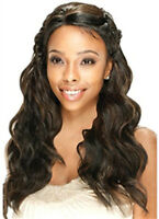 Model Model Synthetic Braided Lace Front Wig Softa