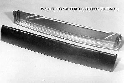 Station Wagon 4D Front Inner Rocker Panel Left 1957-1958 #357L EMS Ford Sedan