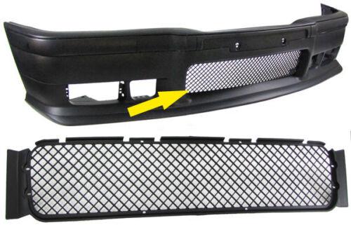 Panal rejilla rejilla de protección para parachoques para bmw 3er e36