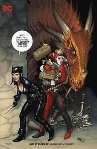Harley-Quinn-62-Cho-D-amp-D-Variant-DC-Comic-1st-Print-2018-unread-NM