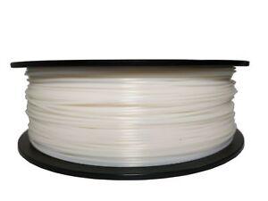 Pearl-White-3D-Printer-Filament-1kg-2-2lb-1-75mm-PLA-MakerBot-RepRap
