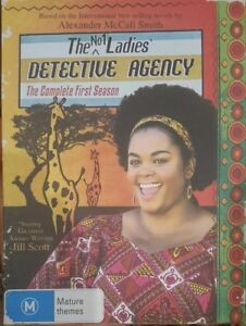 Details about THE NO 1 LADIES DETECTIVE AGENCY COMPLETE FIRST SEASON DVD  RARE TV SERIES SHOW