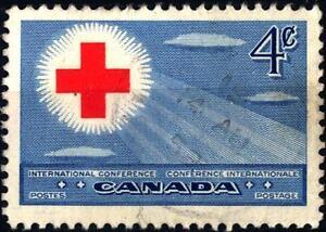 Bien Informé Canada - 1952 - 18° Conferenza Internazionale Della Croce Rossa, Toronto