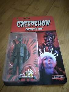 """Monstarz Creepshow Father's Day Nathan Grantham 3.75"""" Action Figure"""