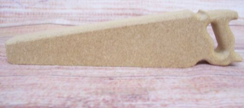 SAW various sizes Gift Craft shape//blank 18mm MDF WOODEN Freestanding