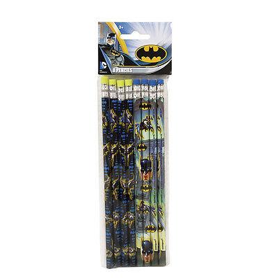 ~ Birthday Party Supplies Stationery Cards BATMAN Gotham Hero INVITATIONS 8