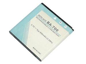 Negro-Bateria-para-Sony-Ericsson-Xperia-Ray-Xperia-Ray-ST18i-BA700-movil
