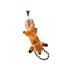 Spot-Skinneeez-Tugs-Forest-Fox-23-Inch-Dog-Toy-Free-Shipping