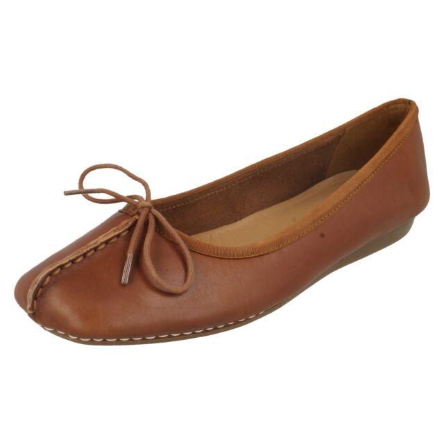 UNSTRUCTURED BY CLARKS Ballerina Damen: : Schuhe