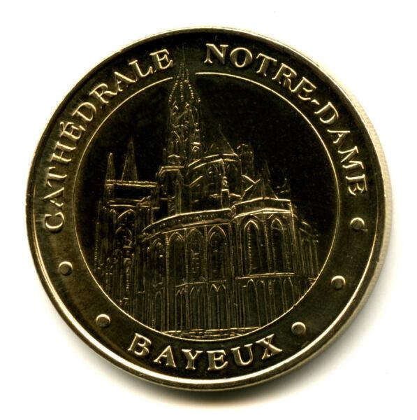 14 Bayeux Cathédrale, 2011, Monnaie De Paris