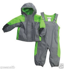COLUMBIA OMNI SHIELD warm SNOWSUIT winter snow jacket pants NWT $115 12 months