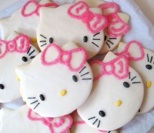 Kitty Cookie Cutters Sugarcraft gâteau Décoration Outils shaper Chat Chaton biscuit