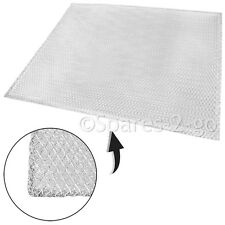 UNIVERSAL Cooker Hood Silver Aluminium Mesh Only Grease Filter 420 x 300 mm