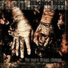 The More Things Change [PA] by Machine Head (CD, Mar-1997, Roadrunner Records)