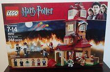 LEGO (4840) The Burrow - Harry Potter - Bellatrix Lestrange - Fenrir Greyback
