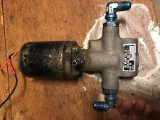 Weldon 8164a Fuel Pump For Mooney Aircraft
