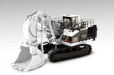 CCM CAT 5230 Front Shovel  Mine White   Caterpillar 1:87 Brass New Release 2013