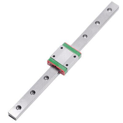 MR7 7mm Mini Linear Guide 150mm MGN7 Linear Motion Rail MGN7H Linear Block Cnc