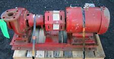 Armstrong 10 Hp 230460 Volt Centrifugal Pump 25x2 Model 185011