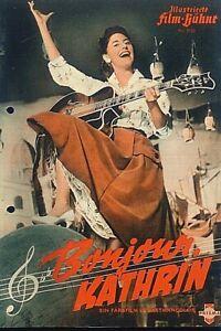 Bonjour, Kathrin Nr. 3126 - Filmprogramm IFB gelocht