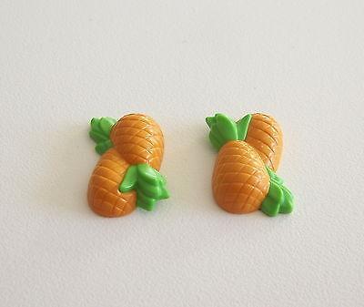 EPOQUE 1900 2 Lots de Pastèque Fruits Légumes J160 PLAYMOBIL