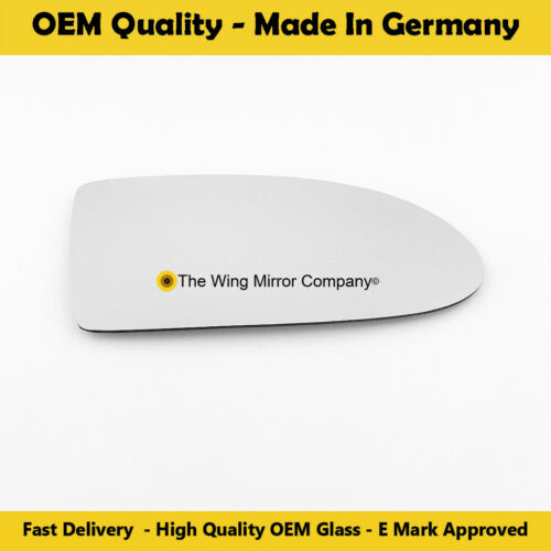 Right Side Covex Wing Mirror Glass For Hyundai Accent Fits to Reg 2006 To 2011