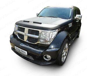 BONNET-BRA-for-Dodge-Nitro-2006-2011-STONEGUARD-PROTECTOR-TUNING