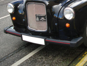 Bumper-Rubber-Strip-Black-Red-For-London-Taxi-FX4S-Fairway-amp-Driver-JHM2120