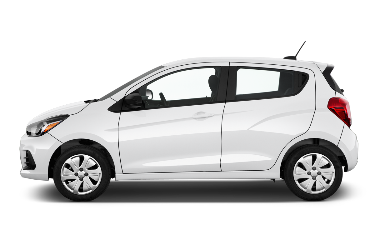 Chevrolet Spark side view