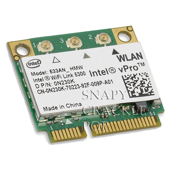 DELL WIFI LINK 5300 AGN DRIVERS PC