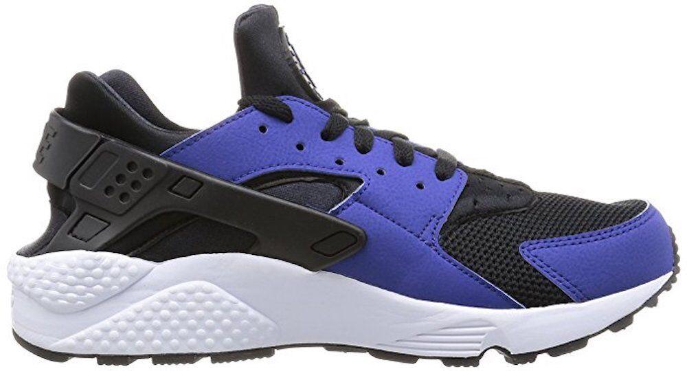 Nikoe Men's  Air Huarach Run nero  Squadrone blu Running scarpe  nuovo stile