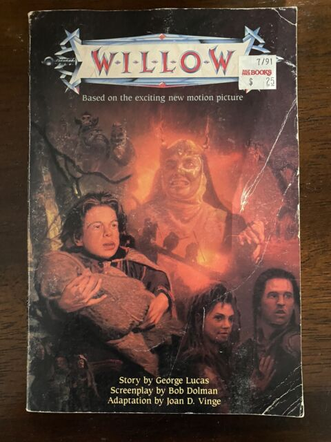 Willow: Junior Novel (Piper) By Joan D. Vinge, George Lucas