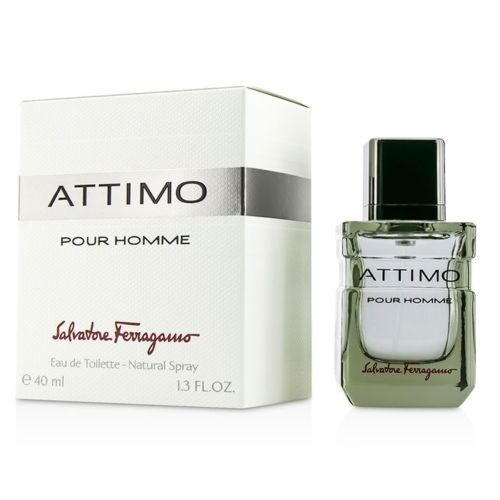 df046051bb17f Attimo Pour Homme By Salvatore Ferragamo 1.3 Oz Edt Spray for Men New and  Sealed