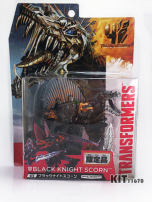 Transformers Takara Age of Extinction Dinobot EX Black Knight Slug+Scorn New