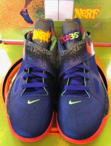 4 Nerf W Iv Pareja Zoom 8 Sz Kd Promo Muestra firmada Box Nike TxSUEwR