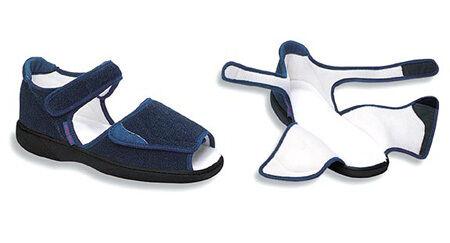 Chaussures orthopédiques PULMAN pour PIEDS GONFLES Hallux Valgus oignons 43