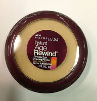 Maybelline Instant Age Rewind Protector Finishing Powder Nude New.