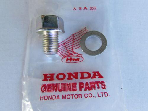 HONDA Z50 QA50 CRF50 CT70 SL70 XL70 CL70 CRF70 XR70 C70 S65 OIL DRAIN BOLT 11