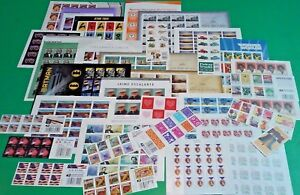 Mint 140 Assorted Mixed Designs FOREVER US PS Postage STAMPS. Face Value $ 77.00