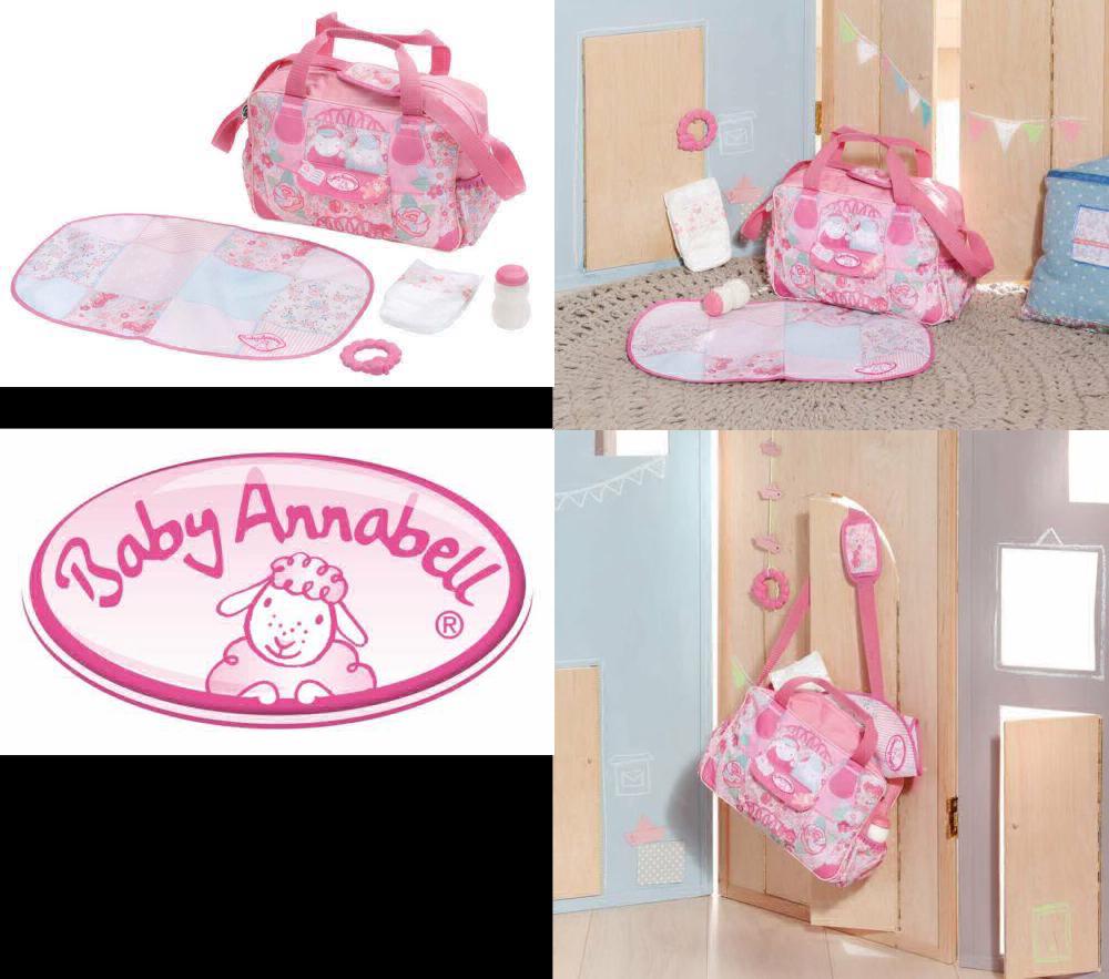 Baby Annabell 794487 Changing Bag Bag Bag 69375e