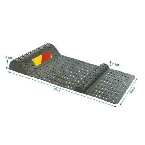 2 Stück Parkmatten Parkhilfe Parkmatte Positionsmatte Bremsmatte Garage PKW